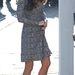 Ez Katalin első hivatalos megjelenése 2013-ban, négy és fél hónapos terhesként.