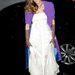 Sarah Jessica Parker lila rövidujjú blézere remek választás
