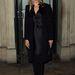 Uma Thurman télies feketében és nyári szandálban az Armani Couture Shown