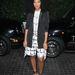 Solange Knowles az örökösnőhöz hasonlóan fehérben és feketében.