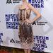 2012 decemberében szintén aranyban parádézott egy rendezvényen, ez a ruha Nina Ricci műve