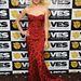 Naomi Watts idén februárban: nem változott a ruha fazonja.