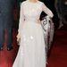 Helen Mirren a 2013-as British Academy Film Awards-on földet söprő fehér estélyiben pózolt