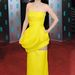 Marion Cotillard a Brit Filmakadémia idei díjátadóján vonult fel a sárga, merész szabású ruhában