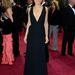 Samantha Barks: a Nyomorultak sztárja fekete ruháját mély dekoltázzsal és  House of Waris for Forevermark nyakékkel dobta fel.