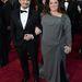 A Koszorúslányok mindig vicces színésznője, Melissa McCarthy szürke David Meister estélyit választott