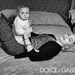 Madonna gyerekkel