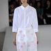 Túlméretezett fehér ing: menőség, Jil Sandertől