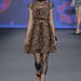 Anna Sui modell lapos cipőben