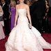 Jennifer Lawrence Diorban az Oscar gálán