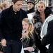 A Moss család megérkezett a Louis Vuitton bemutatóra