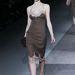 Fehérneműre emlékeztető spagettipántos ruha a Louis Vuittontól