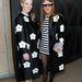 Lea Seydoux és Anna Dello Russo tetőtől-talpig Pradában érkeztek a Miu Miu bemutatóra.