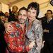 Kate Moss és Marc Jacobs a Lois Vuitton show után