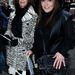 Carine Roitfeld és Babeth Djian sem hagyta ki Wang debütálást a Balenciagánál