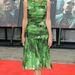 Anna Wintour zöldben a vörös szőnyegen.