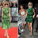 Mindketten egy zöld ruha mellett tették le a voksukat egy eseményen. És Ön ki mellett teszi le?