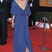 Angelina Joli ruhája hátulról