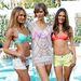 A Victoria's Secret azt mondja, szeret nőies lányokkal dolgozni, modellei mégis nagyon vékonyak. Candice Swanepoel és Karlie Kloss mellett jobbra Alessandra Ambrosio áll, két gyermeke van.