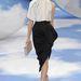 Virágzó rózsa hatású smink Christian Dior kifutóján