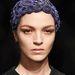 A divathét egyik legemlékezetesebb frizuráját, ami nem paróka Givenchy mutatta be idén.