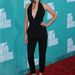 Shaleine Woodley ugyanabban a férfiasan elegáns szettben pózol a 2012-es MTV Movie Awards-on, június 3-án a Los Angeles-i Universal Gibson Theatreben.