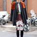 Linda Tol már felkészülten érkezett a Milánói Divathétre