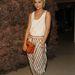 Leigh Lezark is csillogós cipővel dobta fel hétköznapi szettjét