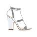 Ezüst színű cipő a Zarában 13.995-ért kapható