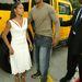 Will Smith és neje Jada Pinkett Smith Vera Wangban, 2003-ban.