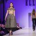 Zoób Kati Haute Couture: sötét színek, változatos szabásvonalak.