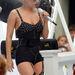 Karrierje kezdetén sokan hasonlították Gagát Madonnához. Ezt a képet elnézve jogos a felvetés.