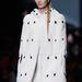 Valentino idei kollekciójából sem hagyta a luxus anyagokat.