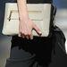 A vajszínű táskát azért a Lanvin sem hagyta ki az őszre