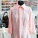 Púderrózsaszín ing az első tavaszi 4.ROOM pop-designer zsúron.