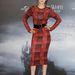 Kristen Stewart a Hófehér és a vadász 2012-es májusi, berlini premierjére érkezett Derek Lam ruhában.