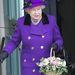 II. Erzsébet szereti a különleges színeket