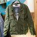Military kabát csicsák nélkül férfiaknak, 37490 forint.
