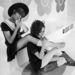 A hatvanas évek egyik legprovokatívabb fogása volt,mikor Mary Quant divatba hozta a mini szoknyát