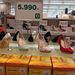 Deichmann: náluk a tavaszi cipők 5990 forintba kerülnek.