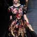 A Dolce&Gabbana mintha festményekbe öltöztette volna a modelleket.
