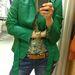 Aisa Center: tavaszi kabát az MK-ban: műbőr, 7700 forint