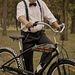 A bicikli és tulajdonosa is időgéppel érkezhetett a Liogetbe,