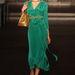 Idén a mély, telített zöld színek lesznek divatban, például Lwren Scottnál.