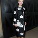 Lea Seydoux a sokat vitatott kabátban a Miu Miu bemutató kapujában