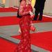 Idina Menzel vörös estélyiben a vörös szőnyegen
