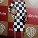 Jessica Alba a fekete-fehér ruhában. Biztos, hogy előnyösek ezek a minták?
