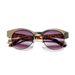 Modern formák és színek a Zarában, ahol átlagosan 6000 forint körül mozognak a divatszemüvegek.