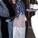 Katy Perry május 5-én nem hajcsavarókkal, hanem virágokkal a fején ment a hamarosan tartandó Met gála előbulijára New Yorkban.