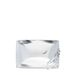 Futurisztikus hatást keltő ezüst táska 6995 forint a Zarában